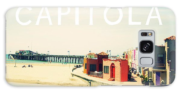 Cottage Galaxy Case - Capitola by Linda Woods