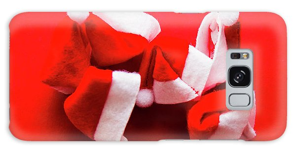Santa Claus Galaxy Case - Capping Off A Merry Christmas by Jorgo Photography - Wall Art Gallery