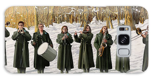 Drum Galaxy Case - Cappotto Per Otto by Guido Borelli