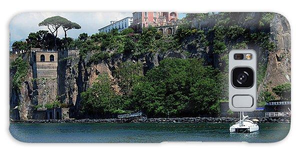 Capri And Marina Piccola Galaxy Case