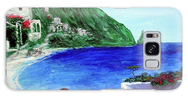 Capri Galaxy Case by Larry Cirigliano