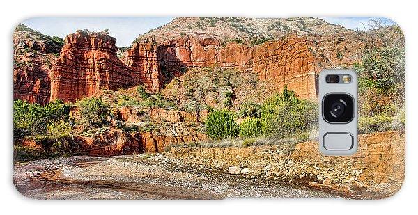 Caprock Canyon Galaxy Case