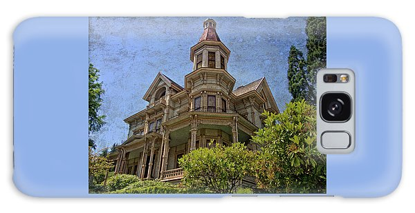 Galaxy Case featuring the photograph Captain George Flavel House by Thom Zehrfeld