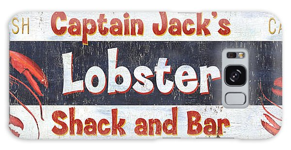 Captain Jack's Lobster Shack Galaxy Case