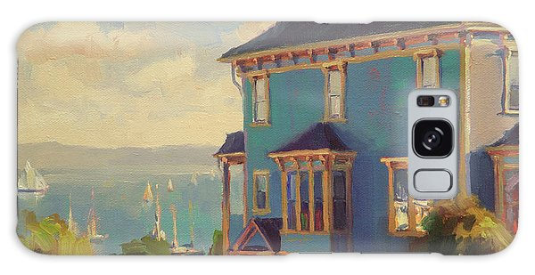 Outdoor Galaxy Case - Captain's House by Steve Henderson