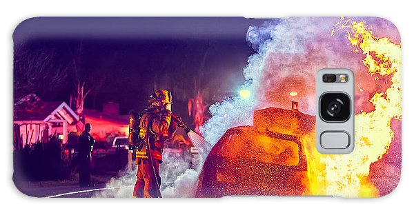 Car Arson  Galaxy Case