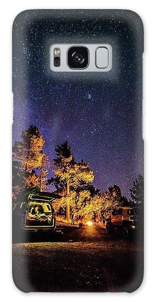Car Camping Galaxy Case