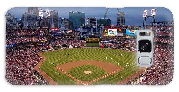 Cardinal Nation Busch Stadium St. Louis Cardinals Twilight 2015 Galaxy Case