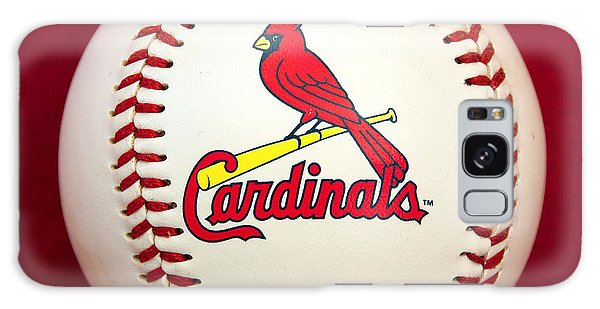 Cardinals Galaxy Case by Steve Stuller