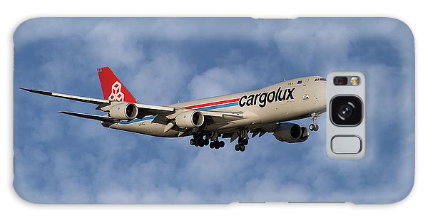 Jet Galaxy Case - Cargolux Boeing 747-8r7 1 by Smart Aviation