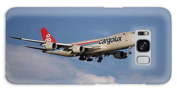 Jet Galaxy Case - Cargolux Boeing 747-8r7 4 by Smart Aviation