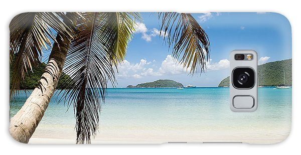 Caribbean Afternoon Galaxy Case