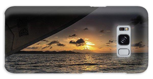 Caribbean Sail St Croix Galaxy Case