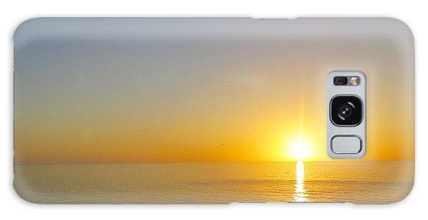 Caribbean Sunset Galaxy Case