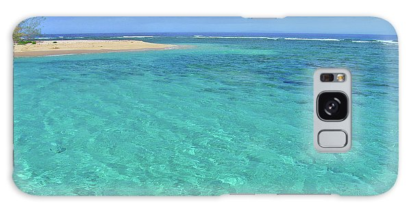 Caribbean Water Galaxy Case by Scott Mahon