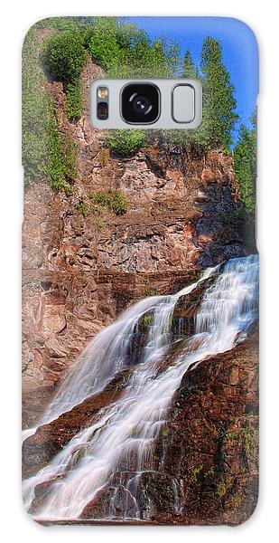 Caribou Falls Galaxy Case