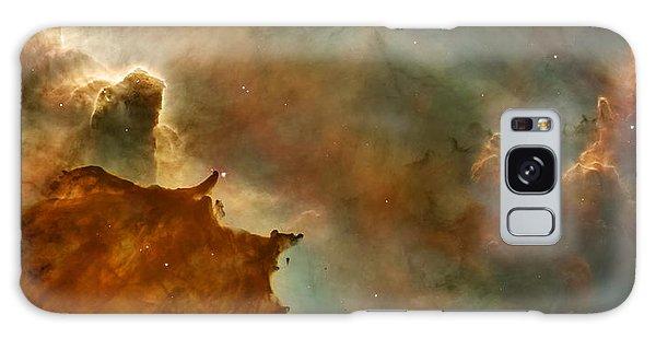 Carina Nebula Details -  Great Clouds Galaxy Case