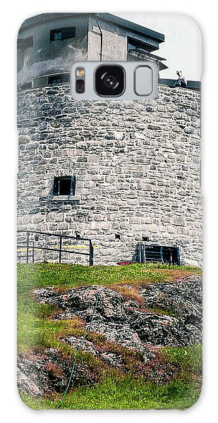 Galaxy Case - Carleton Martello Tower by Steven Richman