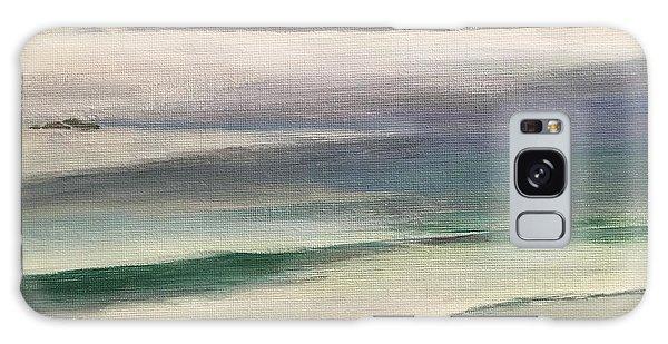 Carmel Beach Galaxy Case