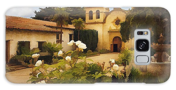 Carmel Mission Galaxy Case