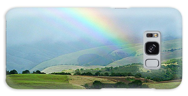Carmel Valley Rainbow Galaxy Case