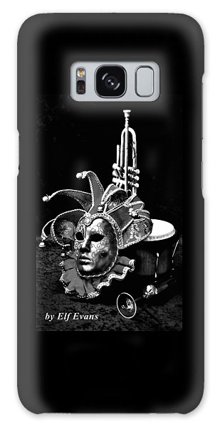 Galaxy Case featuring the photograph Carnival Time by Elf Evans