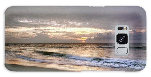 Carolina Beach Morning Galaxy Case