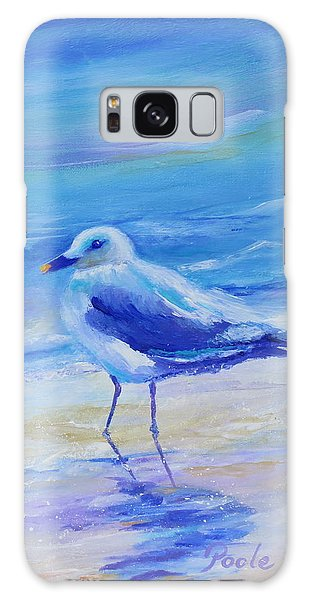 Carolina Gull Galaxy Case