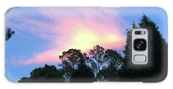 Carolina Summer Sky Galaxy Case