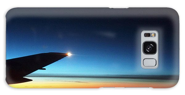 Carolina Sunrise Galaxy Case