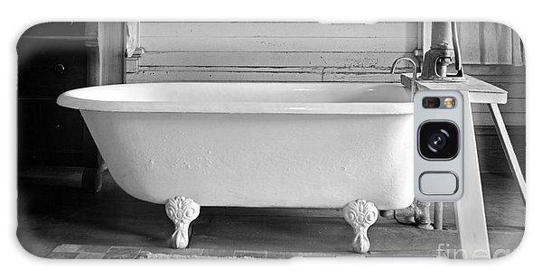 Caroline's Key West Bath Galaxy Case by John Stephens