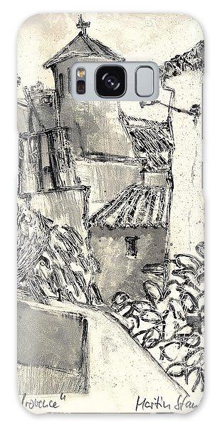 Caromb Village In Provence Galaxy Case by Martin Stankewitz