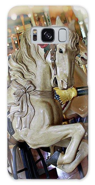 Carousel Belle Galaxy Case by Melanie Alexandra Price