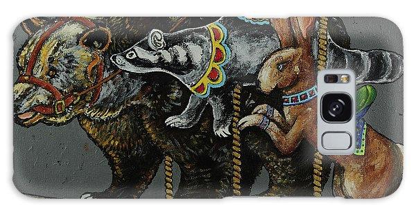 Galaxy Case - Carousel Kids 4 by Rich Travis