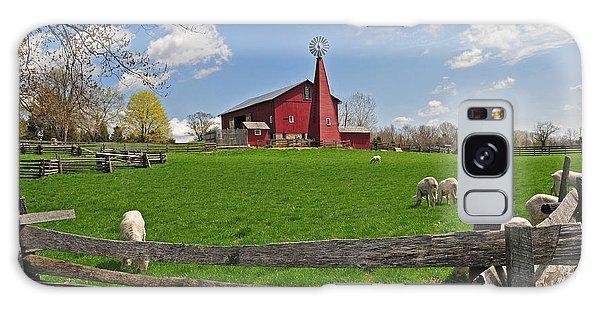 D14d-43 Carriage Hill Farm Metro Park Photo Galaxy Case