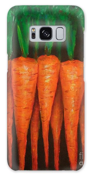 Carrots Galaxy Case