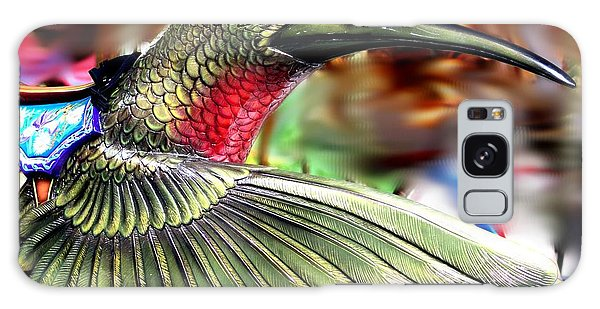 Carrousel Hummingbird Galaxy Case by Diane Merkle
