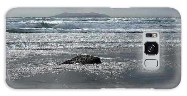 Carrowniskey Beach Galaxy Case