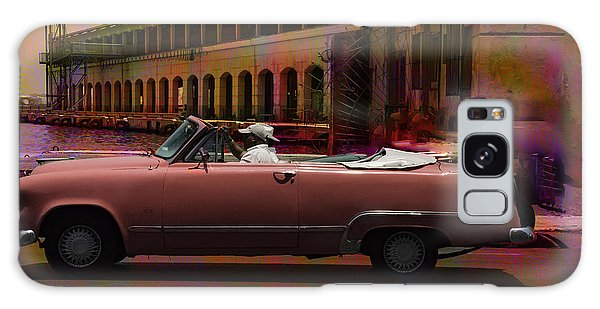 Cars Of Cuba Galaxy Case