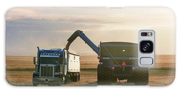 Cart Into Truck Galaxy Case
