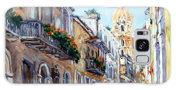 Cartagena Colombia Galaxy Case by Alexandra Maria Ethlyn Cheshire