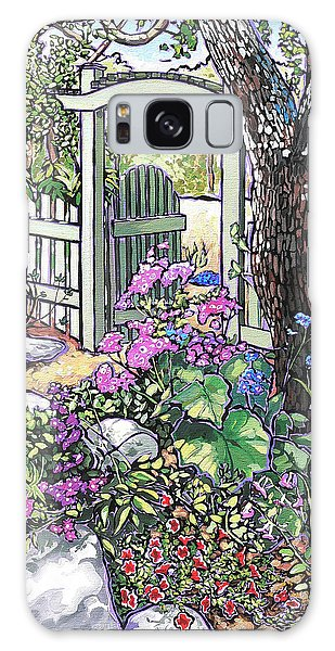 Carter Garden Galaxy Case