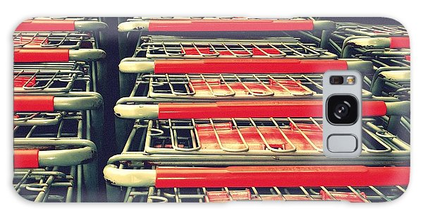 Carts Galaxy Case