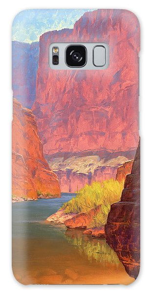 Grand Canyon Galaxy S8 Case - Carving Castles by Cody DeLong
