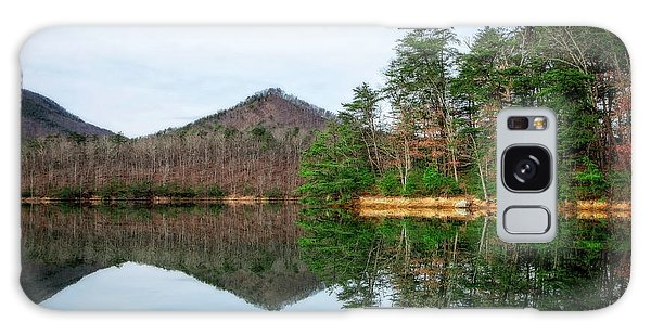Galaxy Case featuring the photograph Carvins Cove  by Alan Raasch