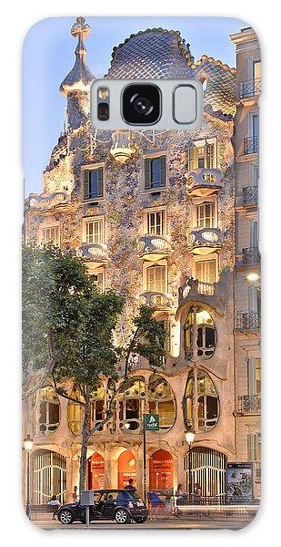 Casa Batllo Barcelona  Galaxy Case by Marek Stepan