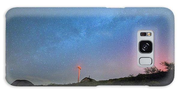 Galaxy Case featuring the photograph Casa Dos Flindstones by Bruno Rosa