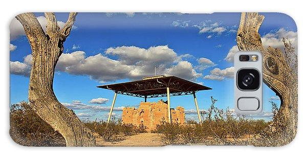 Casa Grande Ruins National Monument Galaxy Case