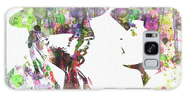 Poster Galaxy Case - Casablanca 2  by Naxart Studio