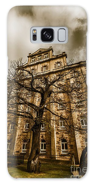 No People Galaxy Case - Cascade Brewery by Jorgo Photography - Wall Art Gallery